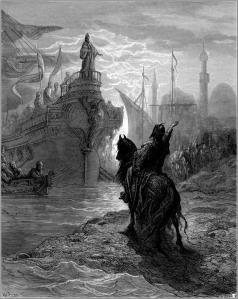 Gustave_dore_crusades_mourzoufle_parleying_with_dandolo